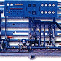 RO装置(逆浸透膜ろ過装置)