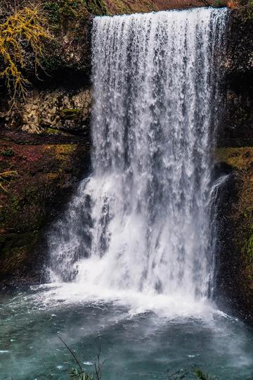 湧き水などの水資源